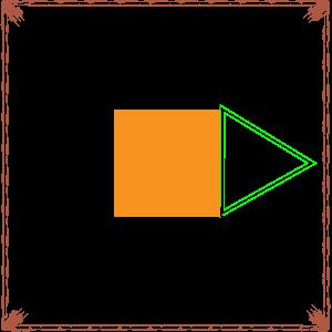orange-green