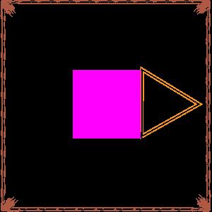 pink-orange